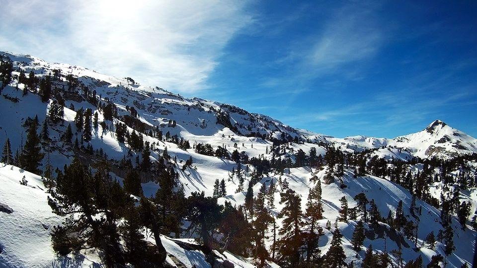 Cinquième session de ski 2017 à La Pierre St Martin (64)...