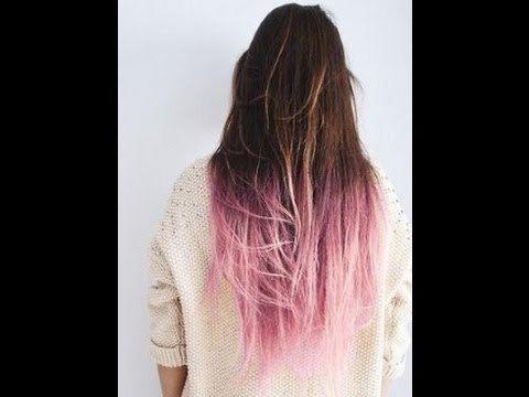 Les craies pour cheveux