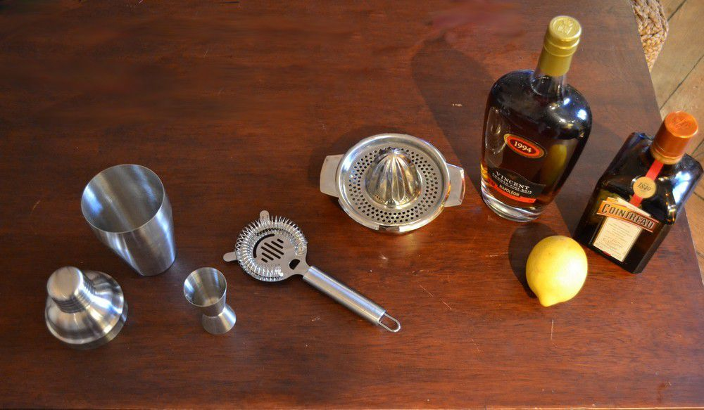 Recette cocktails : le Side-Car