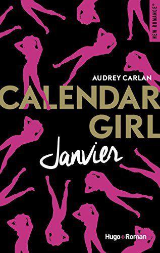 Calendar girl: Janvier