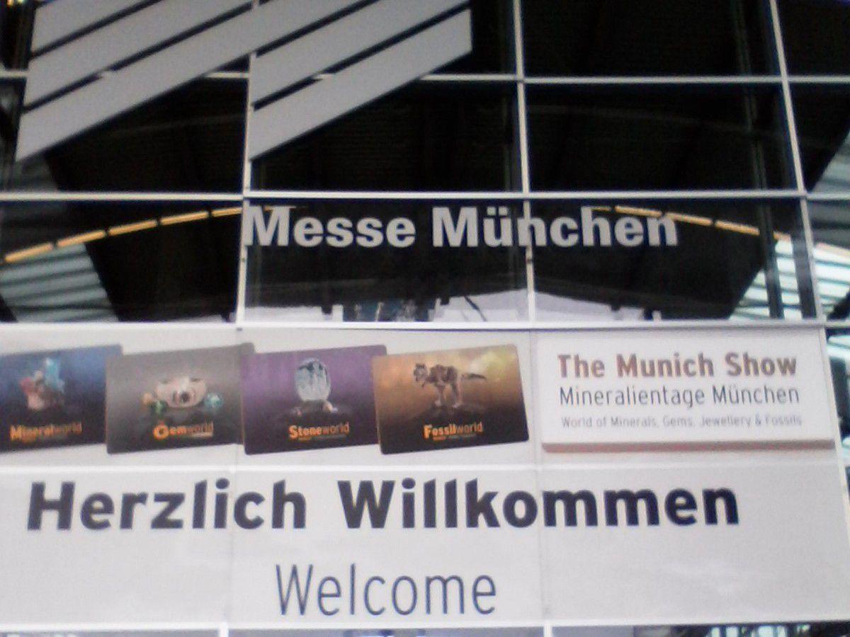 Mineralientage München 2016