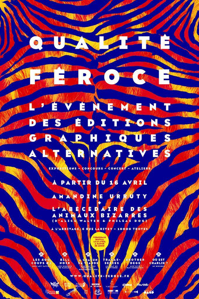 Festival Qualité Féroce à Troyes