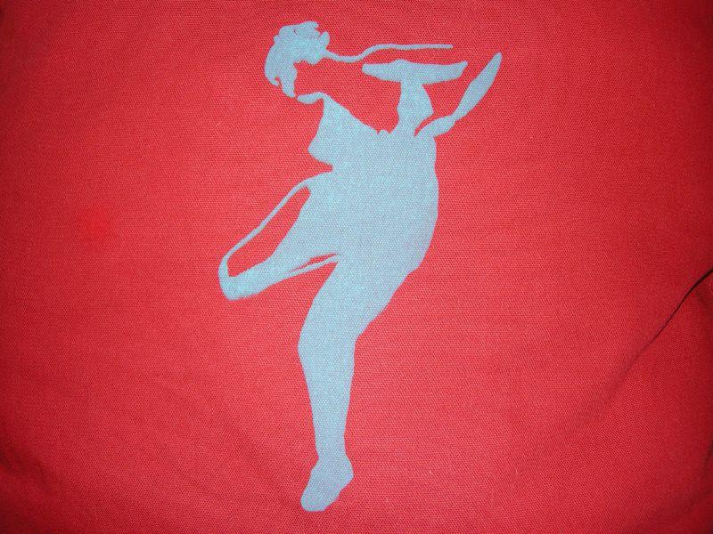 Coussins Danseuses de Degas