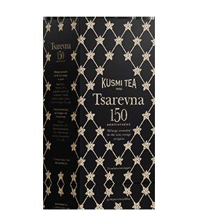Le thé Tsarevna de Kusmi Tea est arrivé !