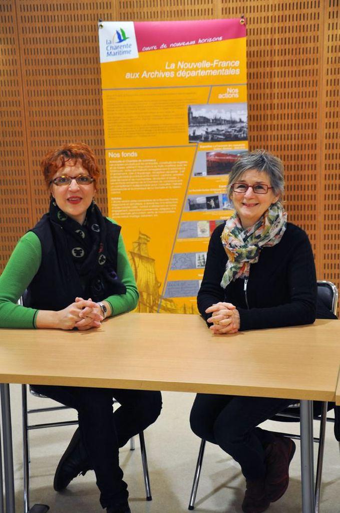 Le mercredi 24/02 : Conférence par Mmes Arsenault et Carpentier-Lecorre : Louisbourg phare du Nouveau Monde
