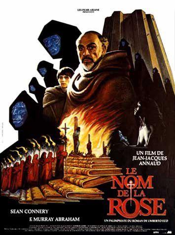 Mardi 8 Mars : Le Nom de la rose (1986)