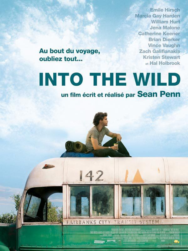Mardi 21 Mars : Into the wild (2008)