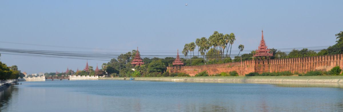Mandalay - 1 000 000 habitants