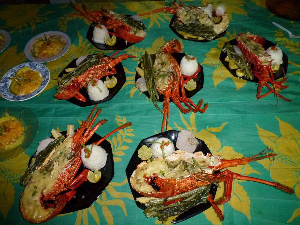 Lifou: la fête du Pahatr
