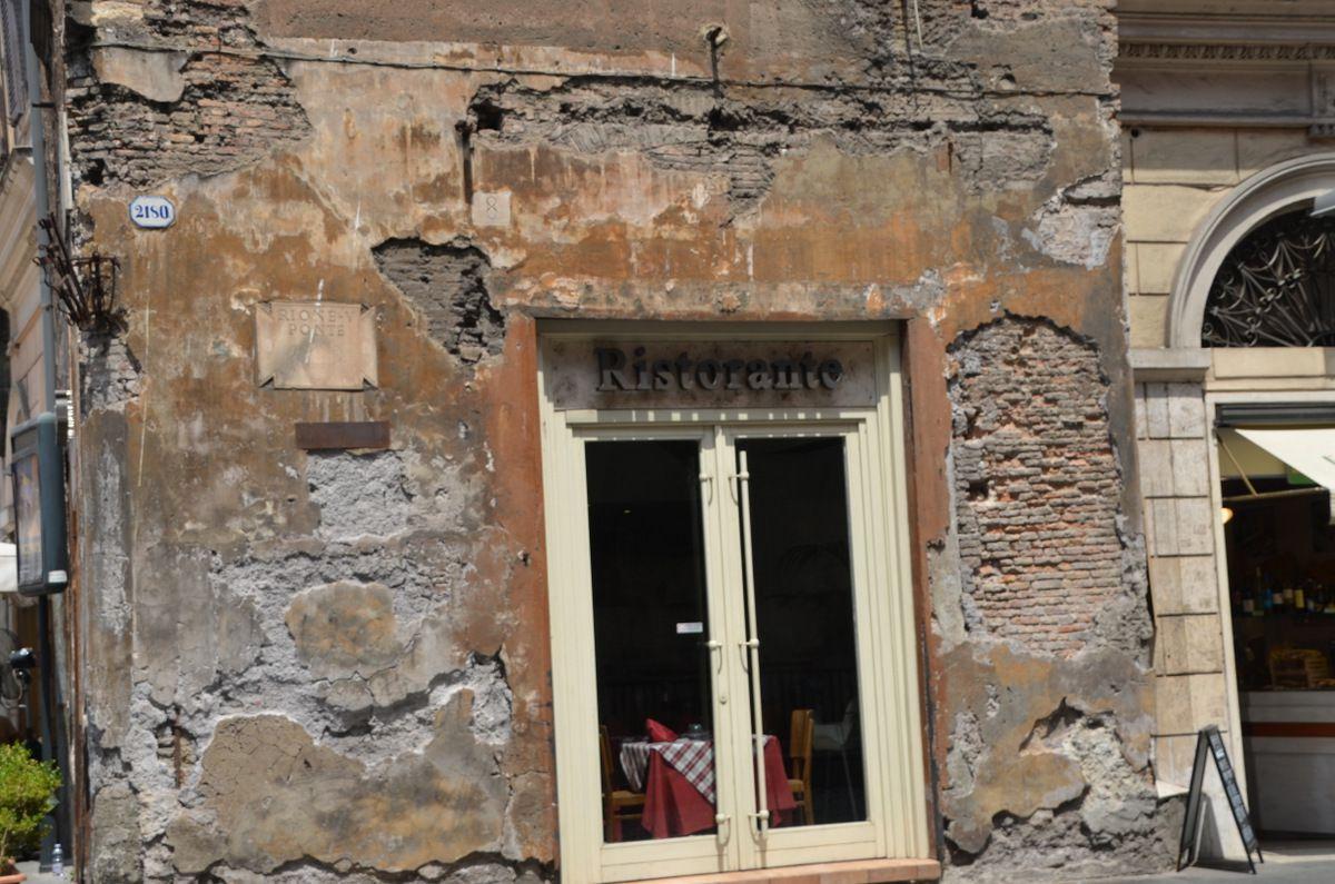 Escapade romaine: du 23 au 28 juillet 2016 - Jour 1: le centre historique et au delà