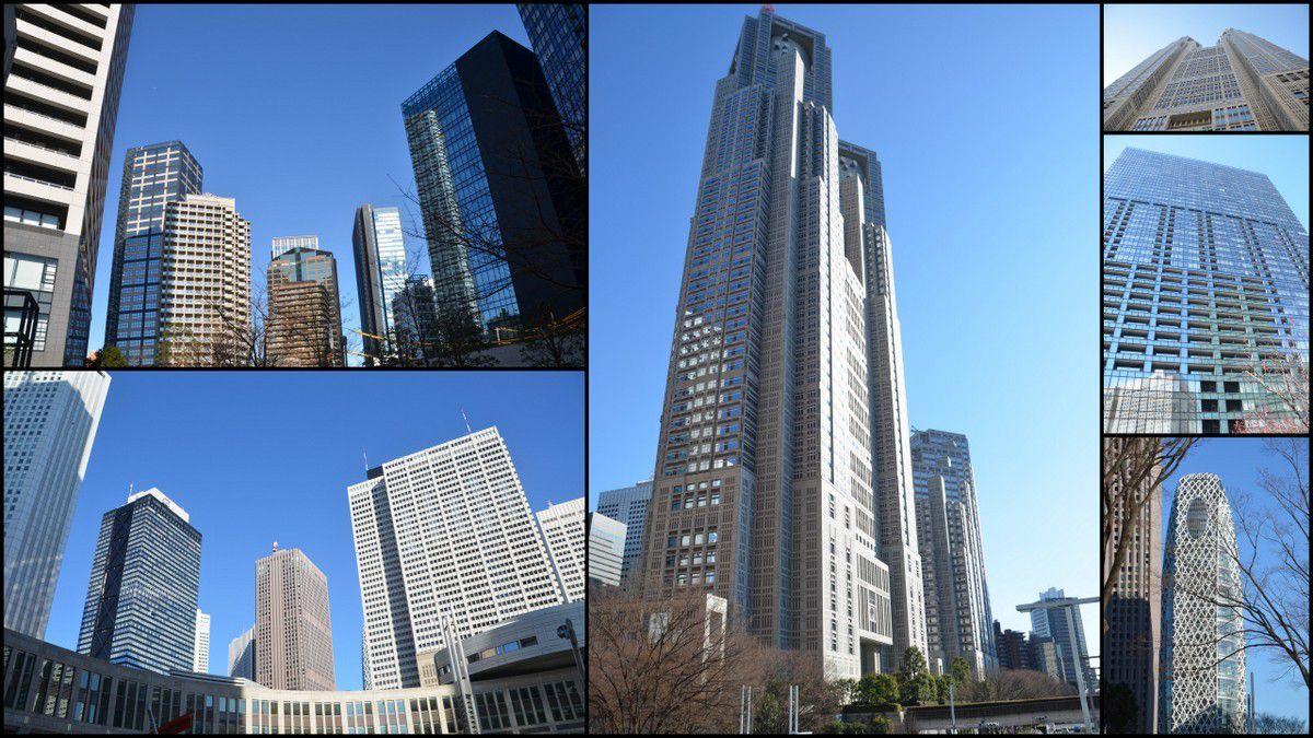 SHINJUKU: une belle introduction au Tokyo d'aujourd'hui