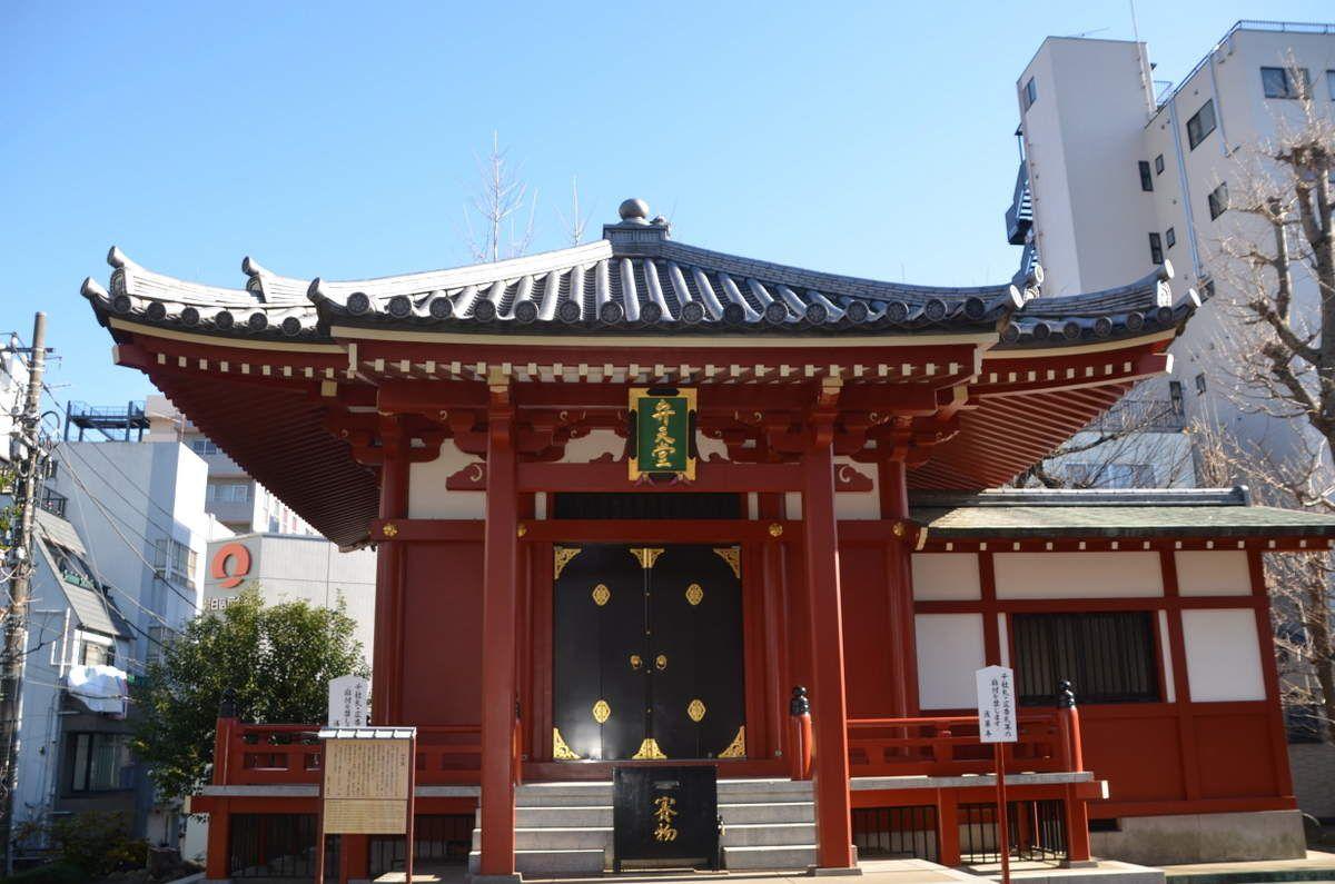 ASAKUSA: une version plus traditionnelle de Tokyo