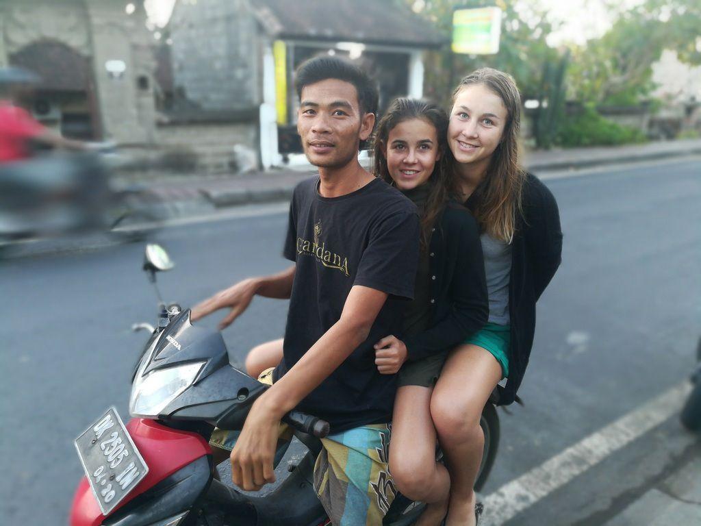 CANGGU: une belle étape pour se retrouver à Bali