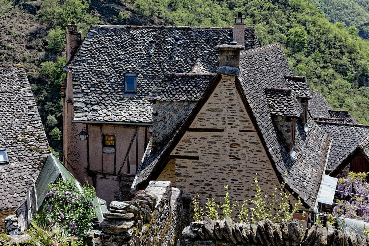 Conques - Aveyron - 4