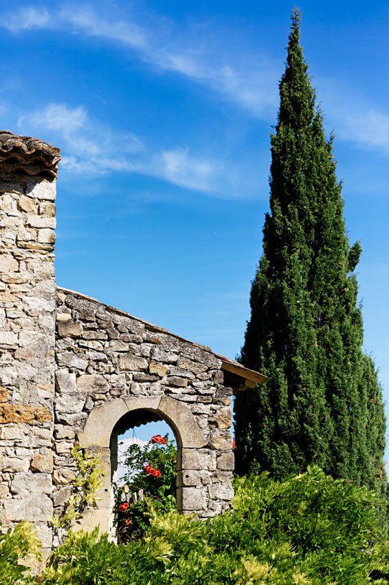 Le Gard  : La Roque-sur-Cèze