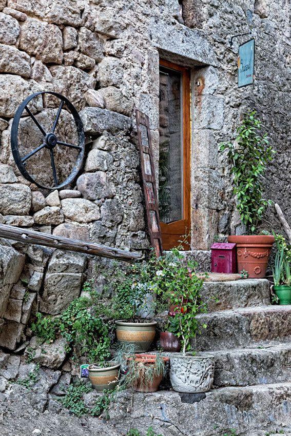 L'Ardèche : Antraïgues