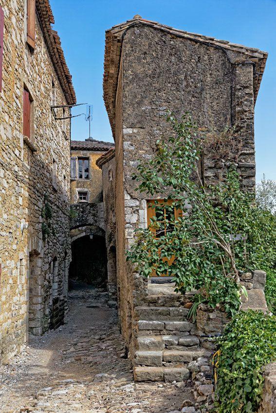 L'Ardèche : Saint-Montan