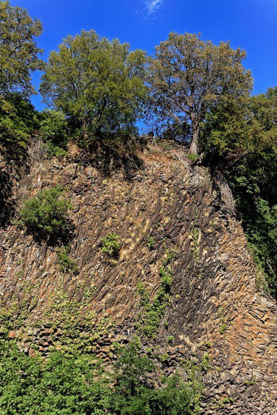 L'Ardèche : Jaujac