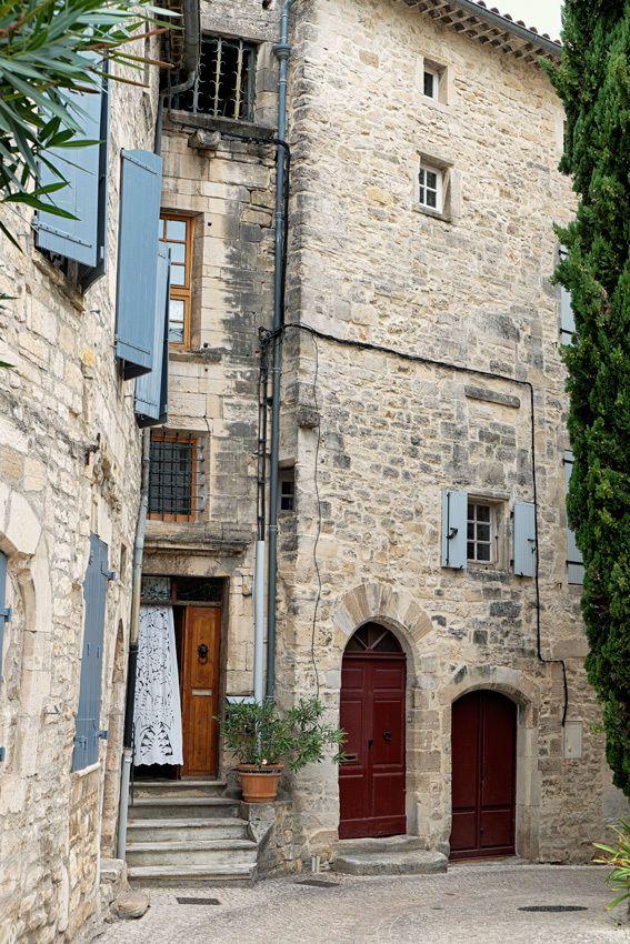 Le Gard - Barjac - 2
