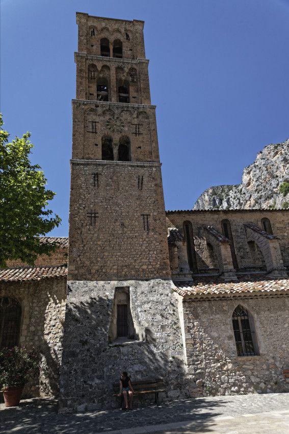 Moustiers-Sainte-Marie  - 1