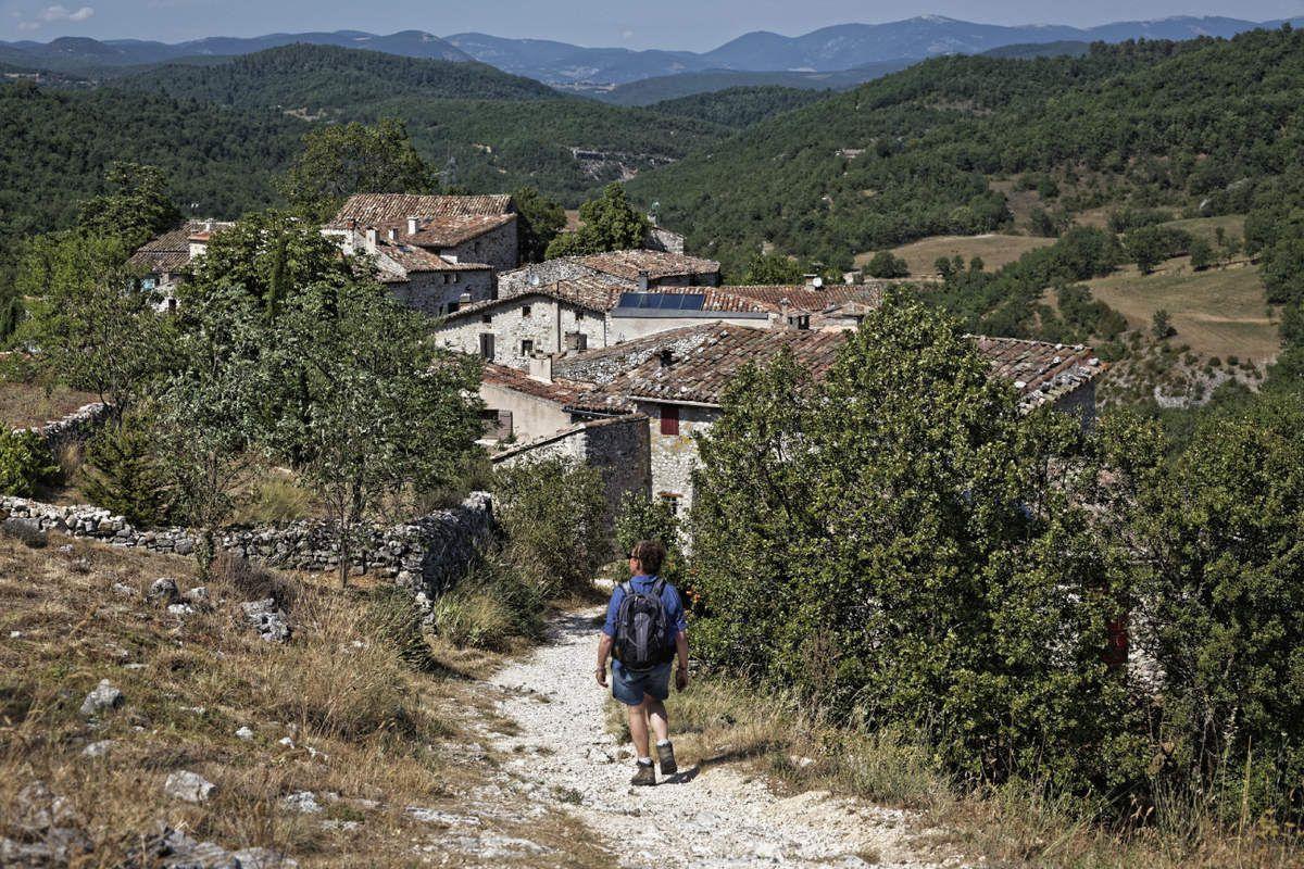 Oppedette Haute-Provence