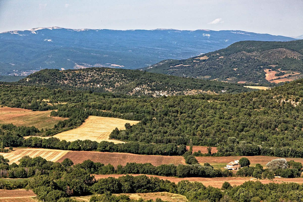 Vachères  Haute-Provence