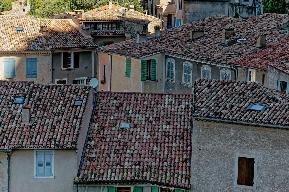 Moustiers-Sainte-Marie  Haute-Provence 2