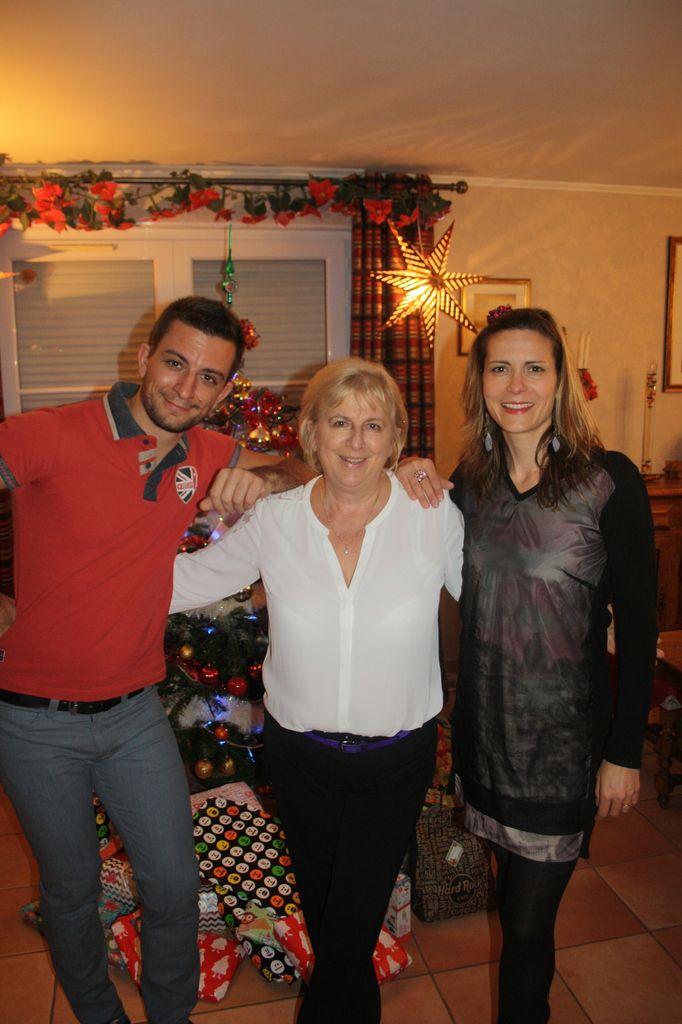 C'était Noël...et c'était bien!!!
