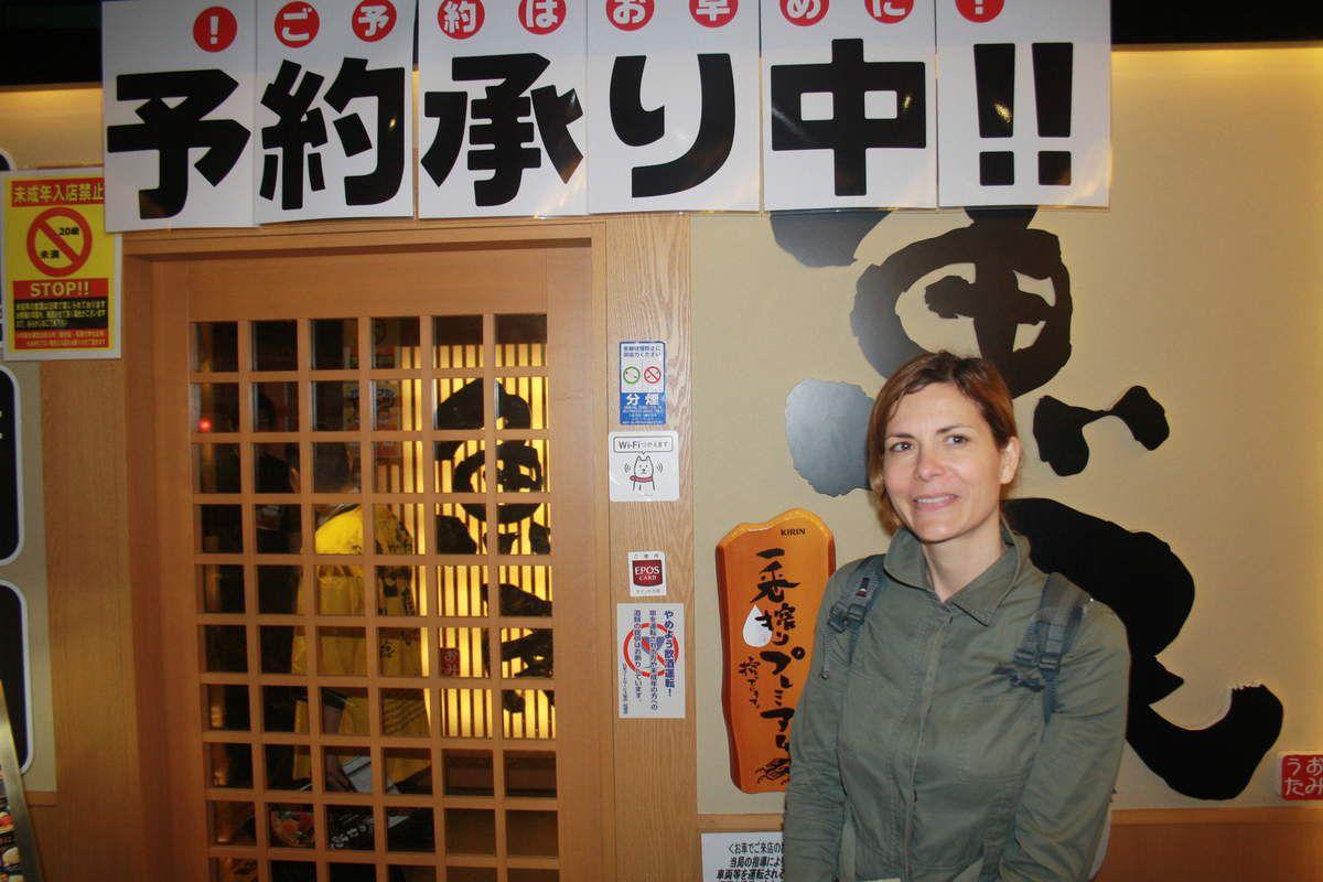 Nous sommes restés sur l'île principale du Japon, Honshu, pendant 2 semaines et notre visite a débuté à Osaka et son fameux quartier Minami, très animé. Nous nous sommes régalés pendant tout notre séjour, pour pas cher du tout, même si on se lasse un peu du riz et du poisson au petit-déjeuner!