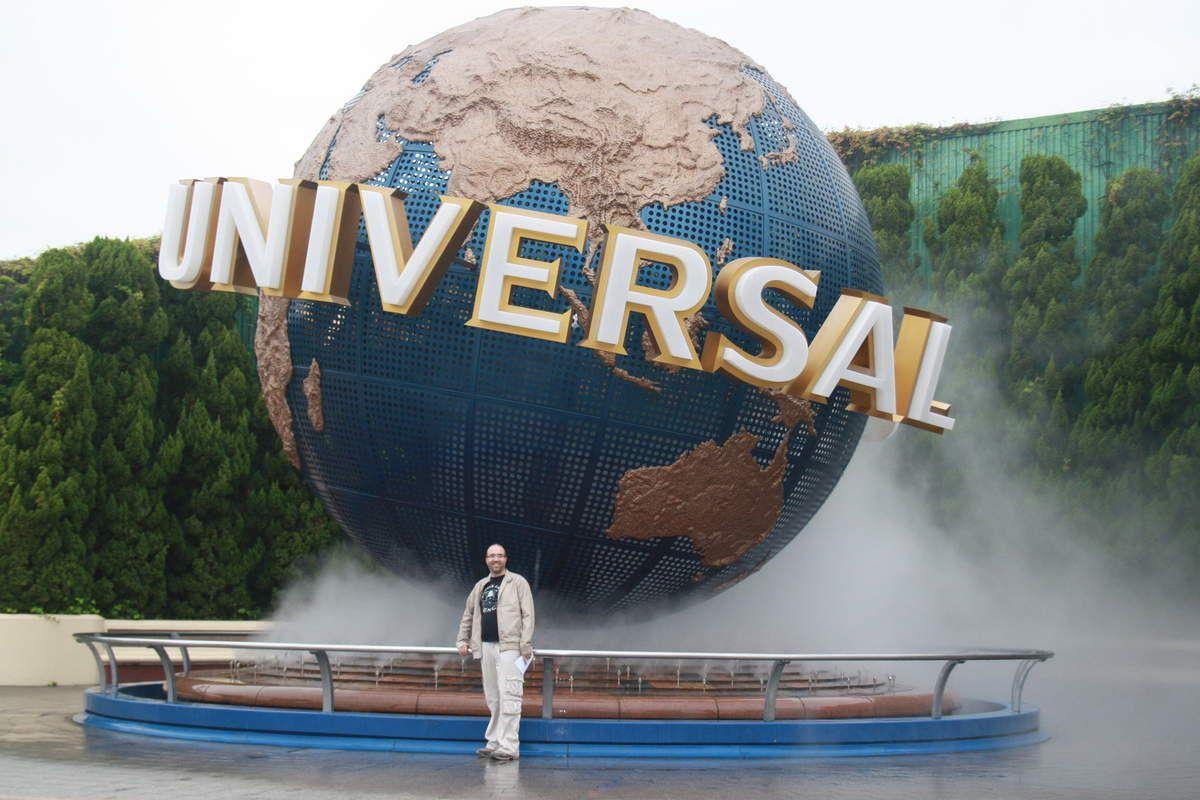 Les studios Universal, on s'est éclatés même si nous avons laissé de côté les manèges à trop fortes sensations!!! Par contre, nous avons découvert l'attraction Harry Potter, énorme!!