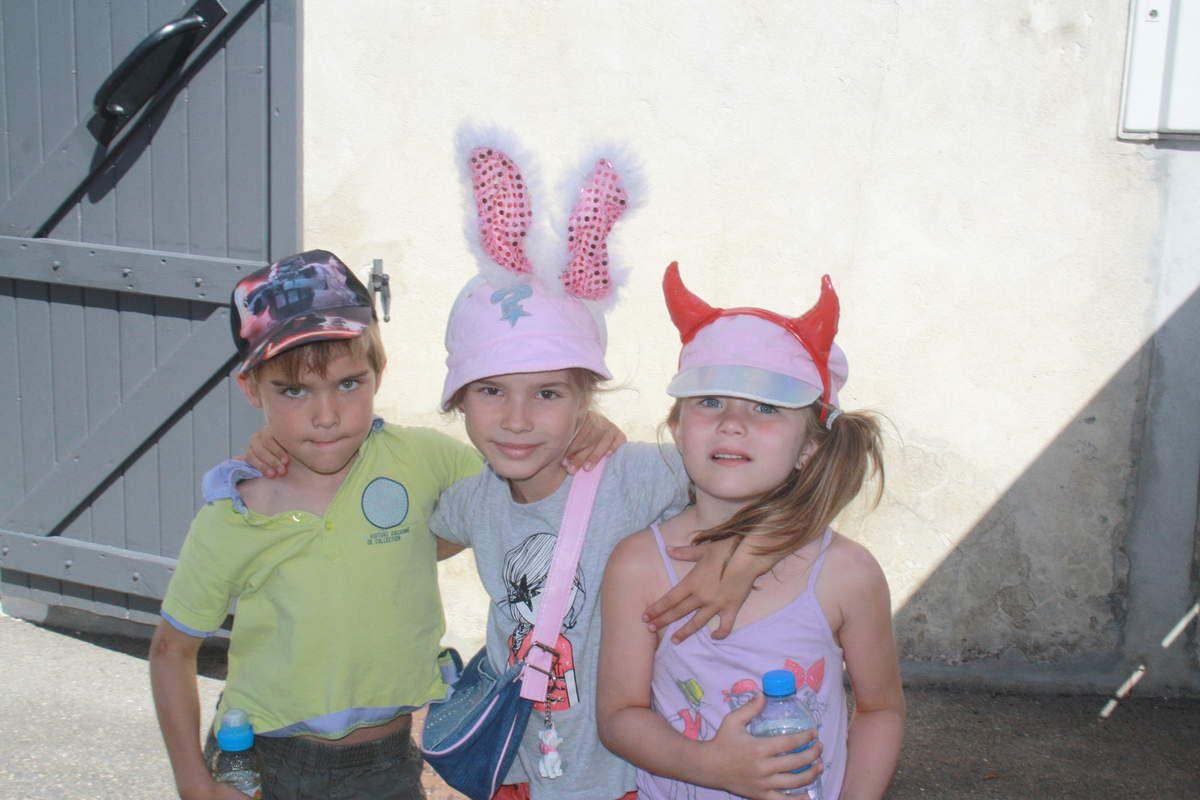 Auriane et Maxence ont eu 6 ans!!