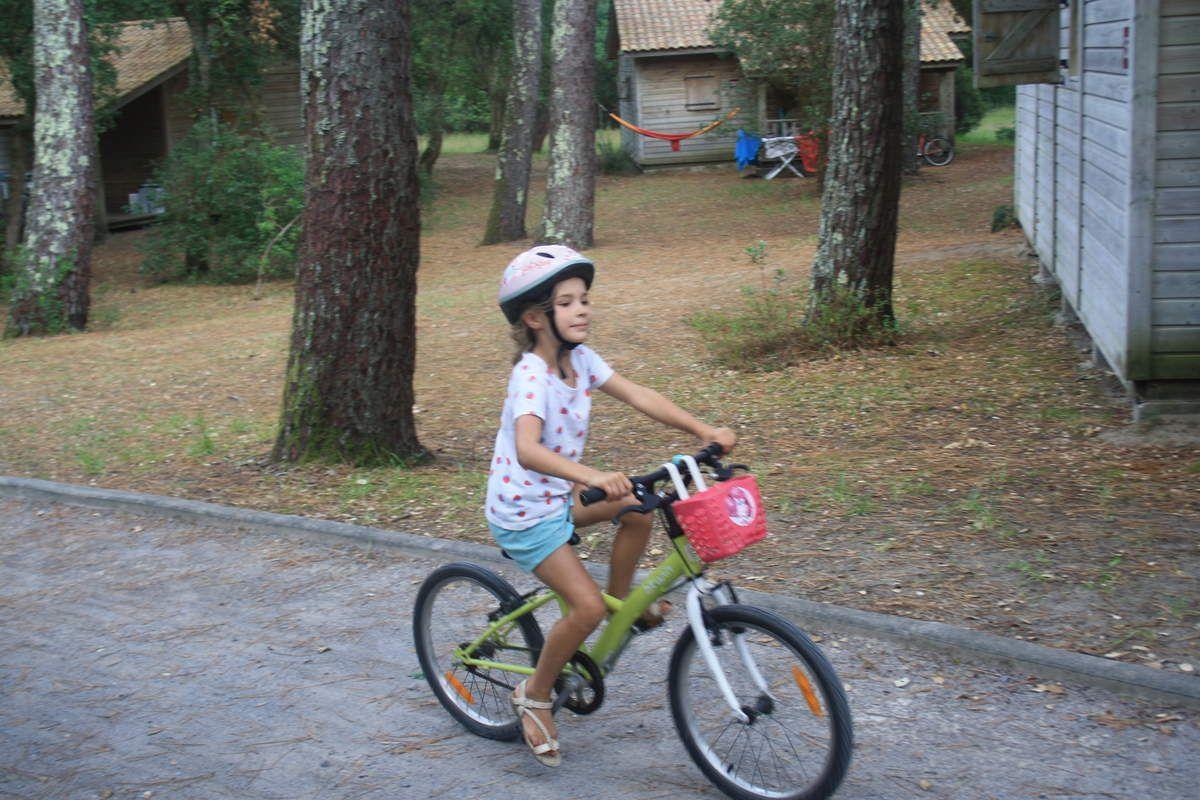Au programme: nature, vélo et spectacle musical pour les enfants
