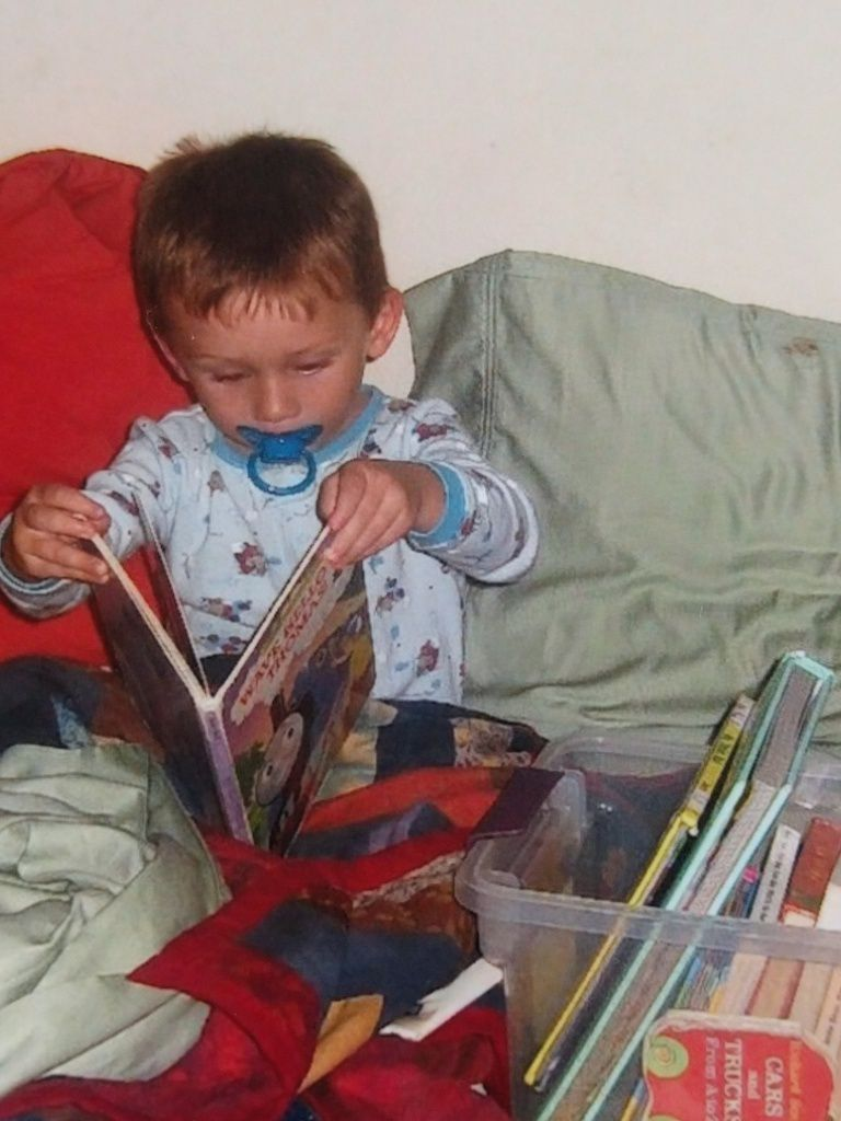 Cameron - 10 years of reading