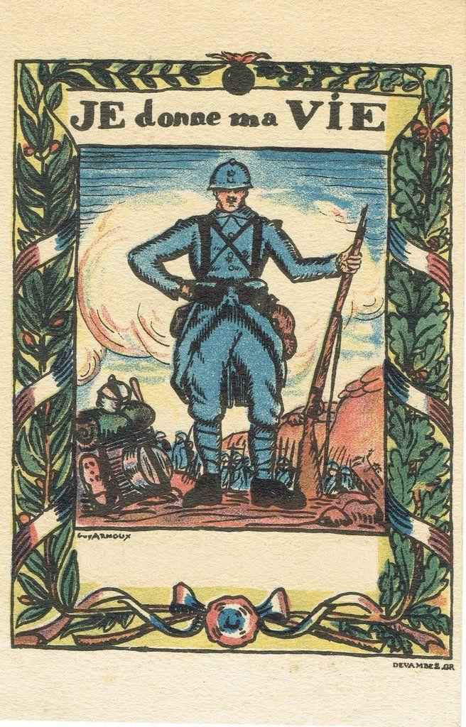 CHAUMONT-sur-LOIRE et la GUERRE 1914-1918