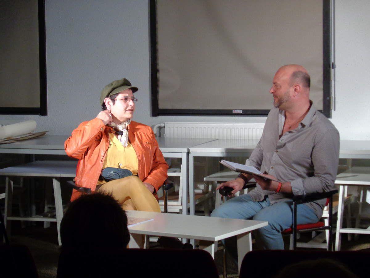 Rue Baraka, 9 mai 2015, lecture par le Box Théâtre