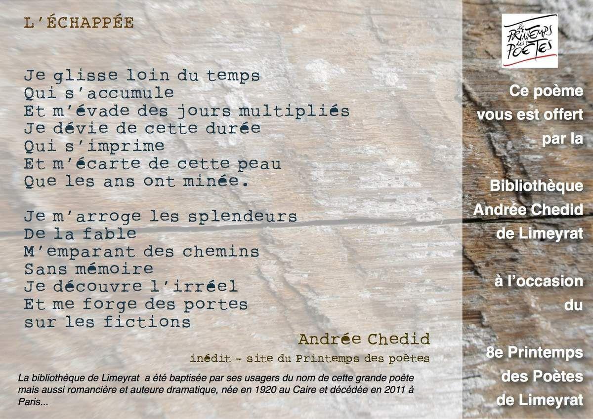 Poésie : les poèmes du Printemps