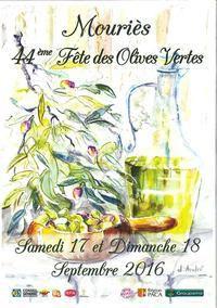 La fête des olives