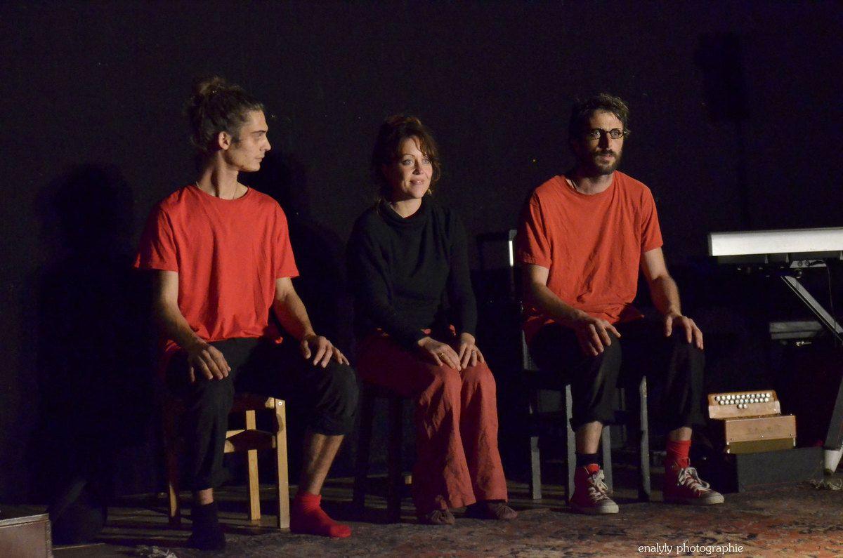 Photos du Festival de soutien Acroballe Circus