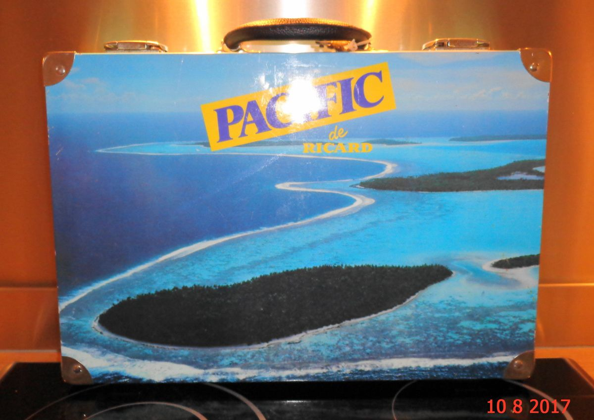 Valise Pacific (3 eme)