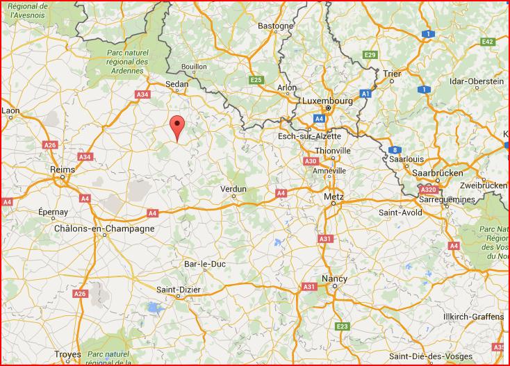 MdH dans les Ardennes samedi 12 décembre 2015