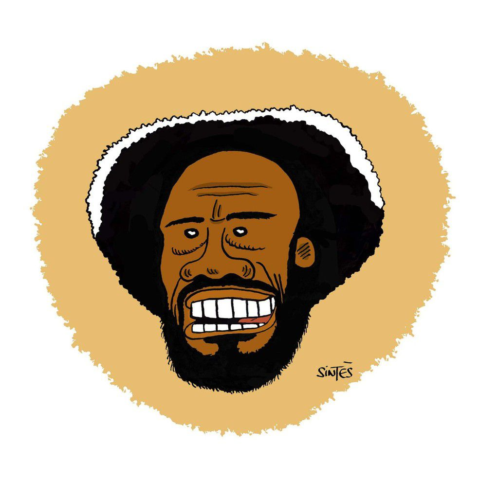 Big Up au Fabuleux Maurice White.