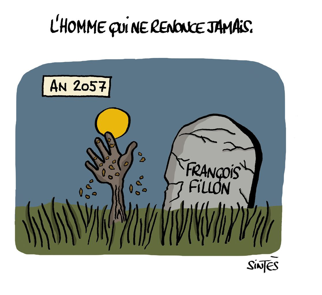 Fillon l'increvable.