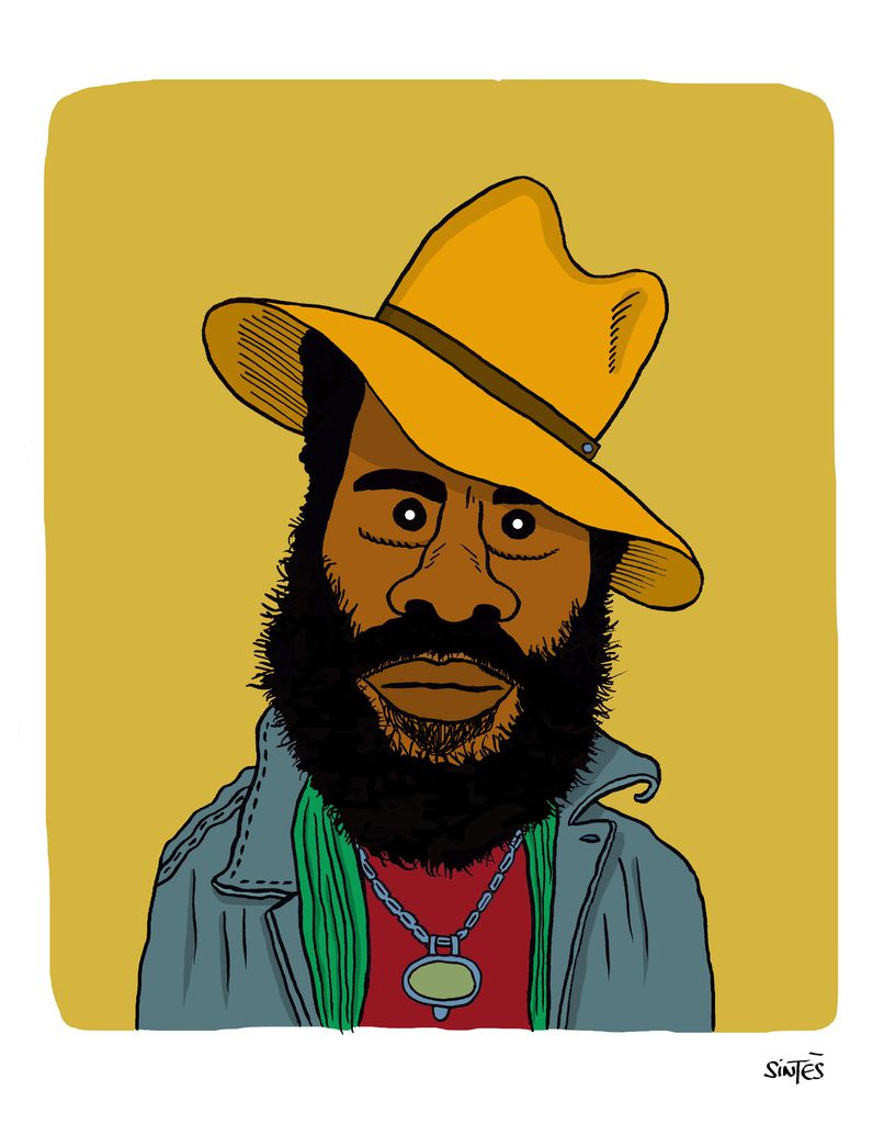 Big Up au Fabuleux Cody ChesnuTT.