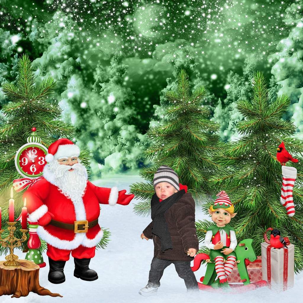 Toc Toc Père Noël
