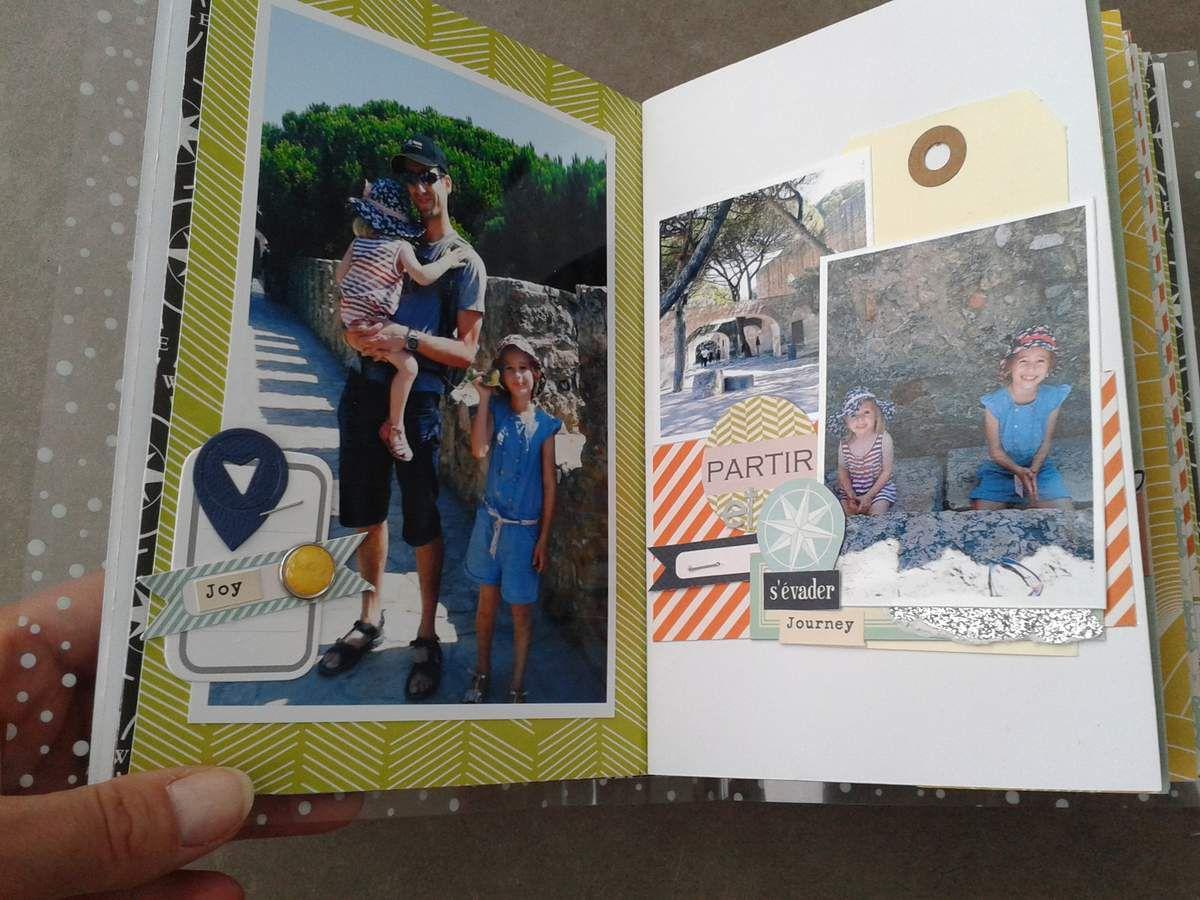 Mini road book