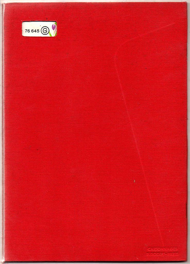 chansons et rondes enfantines n°1 - 1972