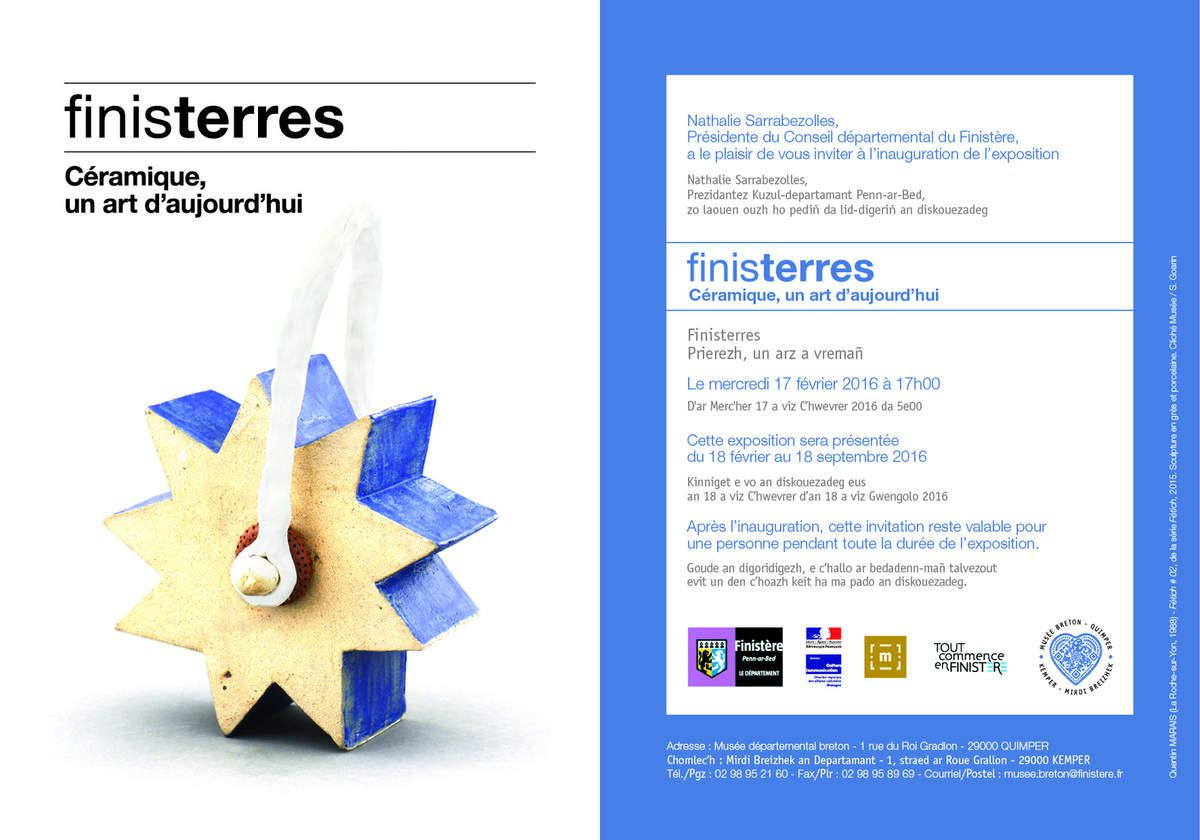 Exposition &quot&#x3B; FinisTerres&quot&#x3B;
