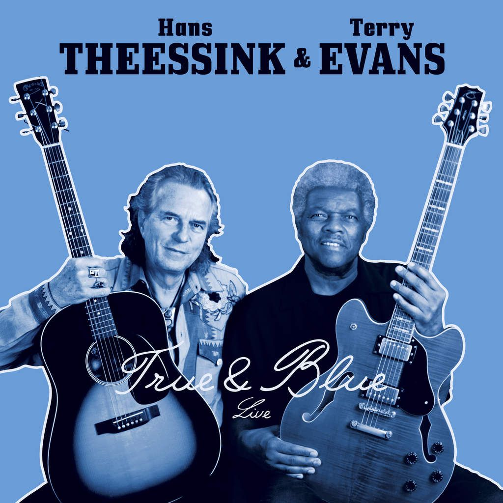 HANS THEESSINK-TERRY EVANS-Bourgeois blues
