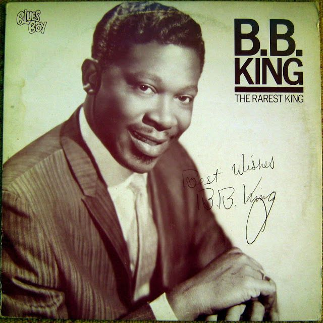 L'ELEVE : BB KING-The thrill is gone