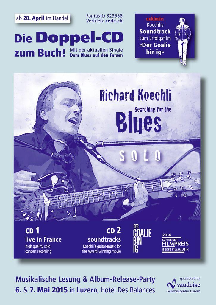 Richard KOECHLI- Blues police song